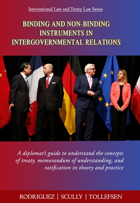 EUCLID publishes new book on Treaty Law